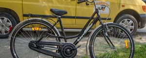 Rent a bike in Bitola